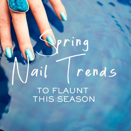 Spring Nail Trends for 2018