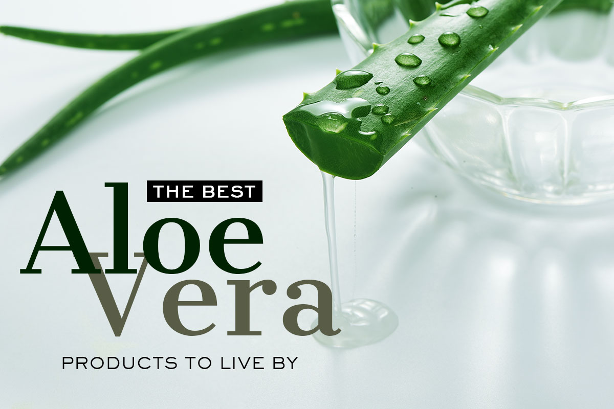 The Best Aloe Vera Products