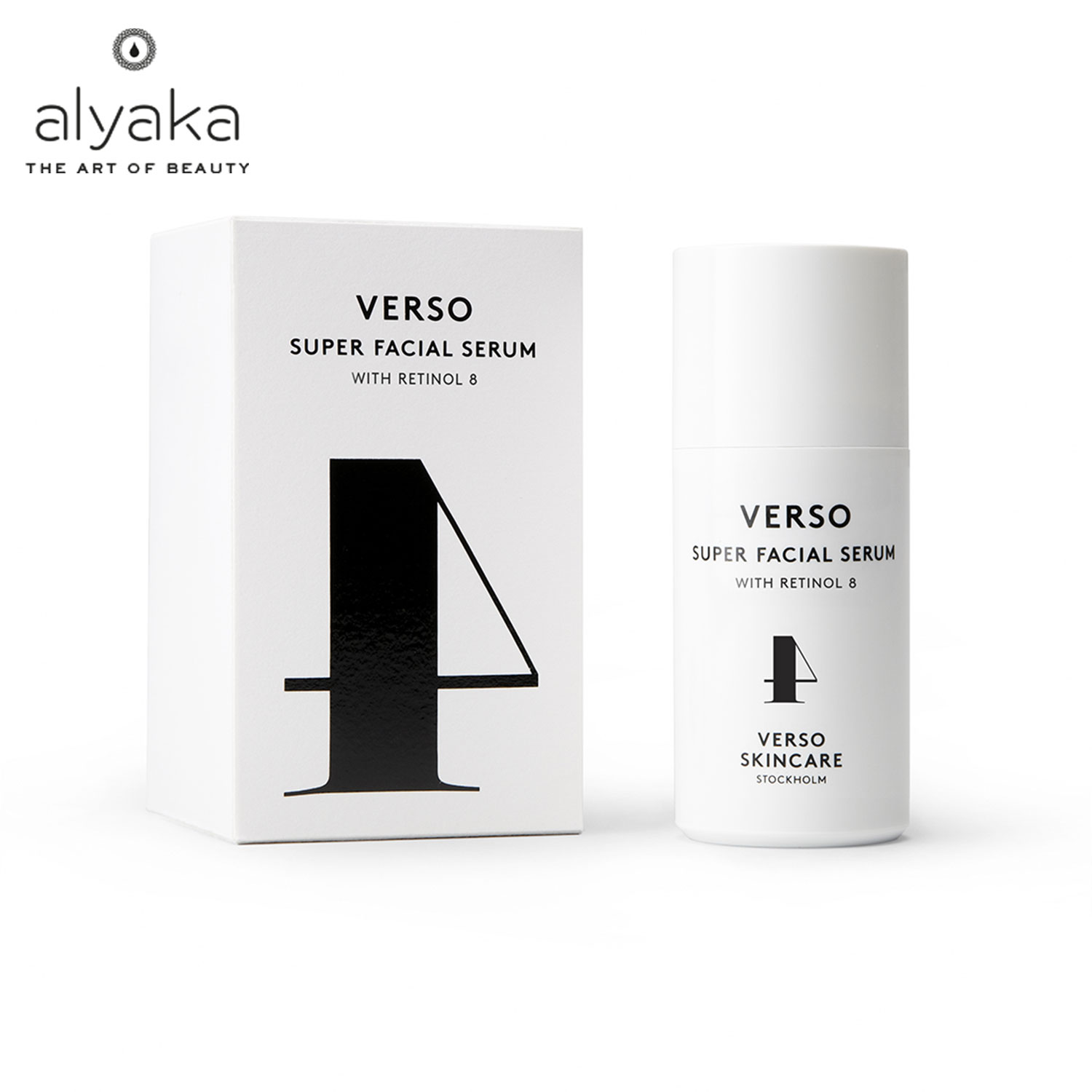 Verso #4 Super Facial Serum