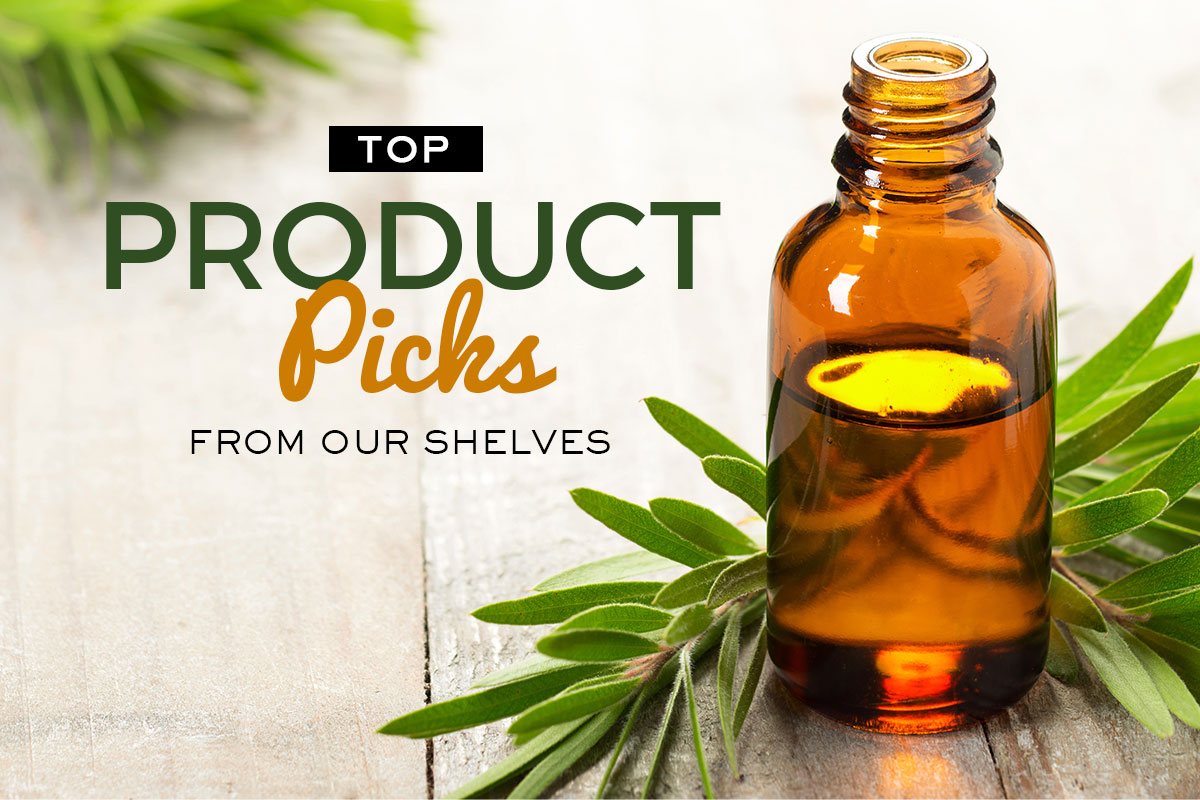 Organic Tea Tree Oil Products