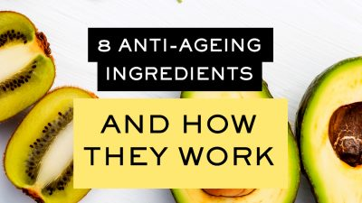 8 Anti-Aging Ingredients & How They Work