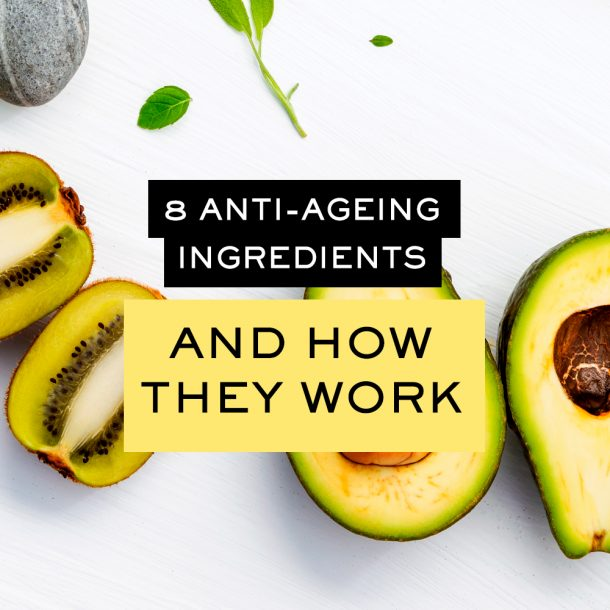 Anti Aging Ingredients and How they Work