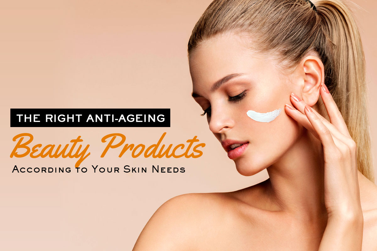 The Right Anti Aging Ingredients for You