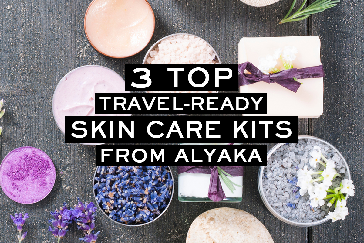 Travel-Ready Skin Care Kits