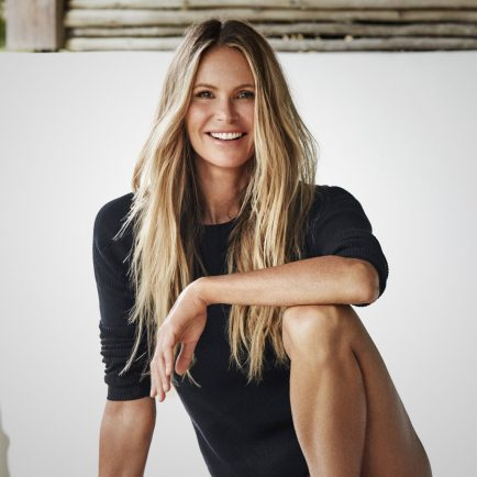 Elle McPherson of WelleCo