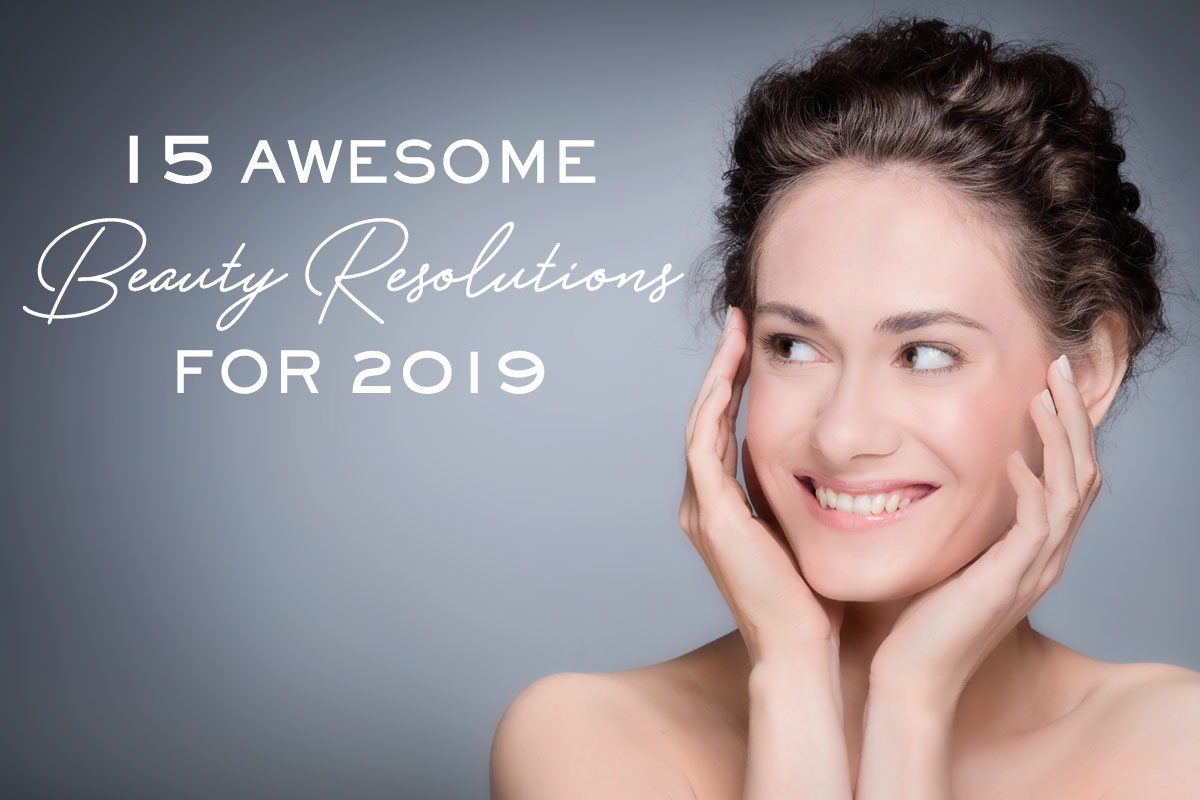Awesome Beauty Resolutions