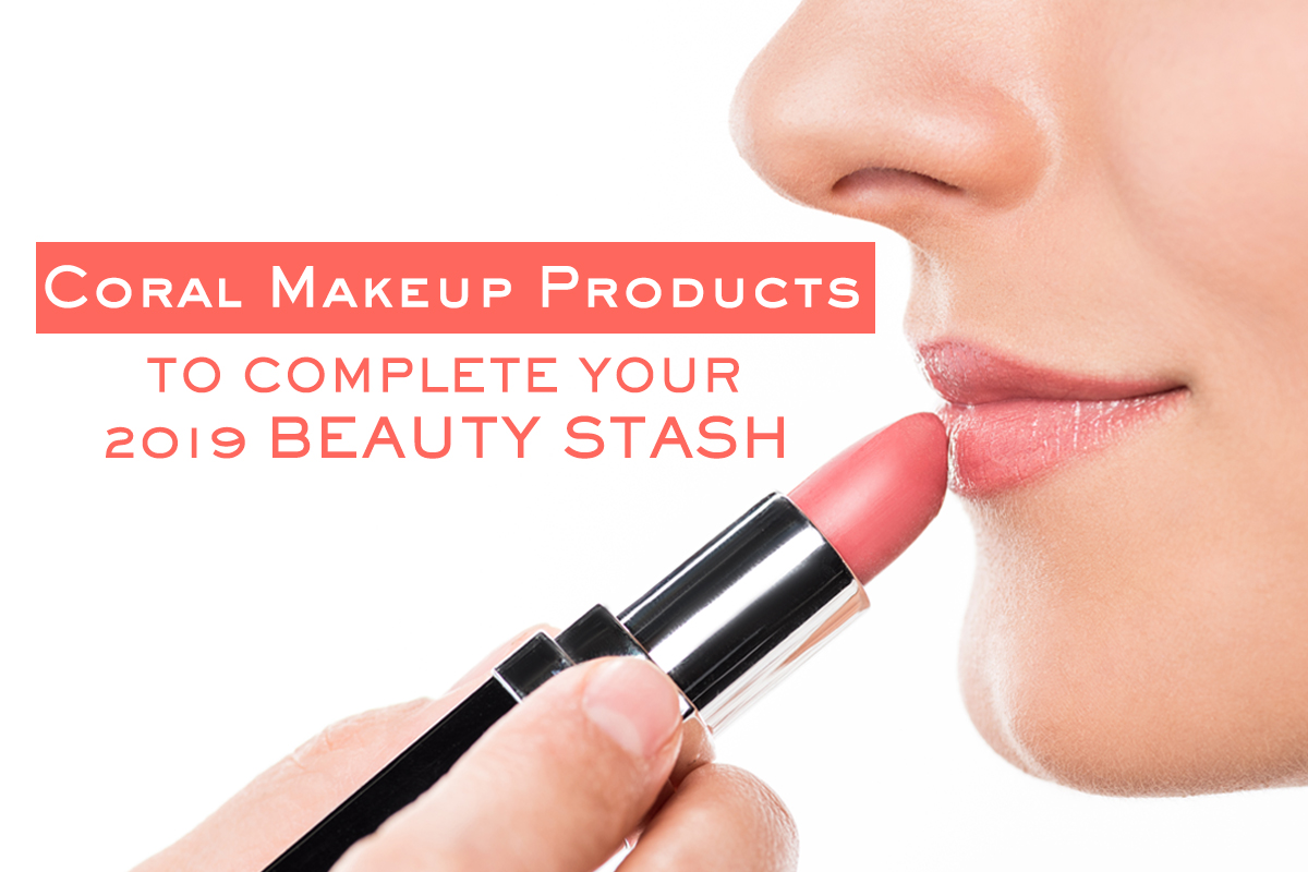 Coral Makeup Products
