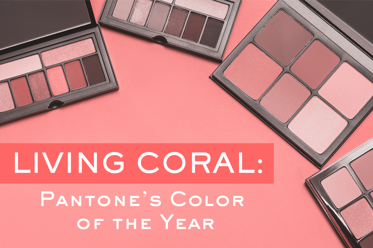 Coral Pink Makeup How To Create A Pantone Inspired Stash Alyaka