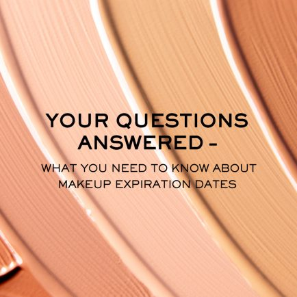 What You Need to Know About Makeup Expiration Dates