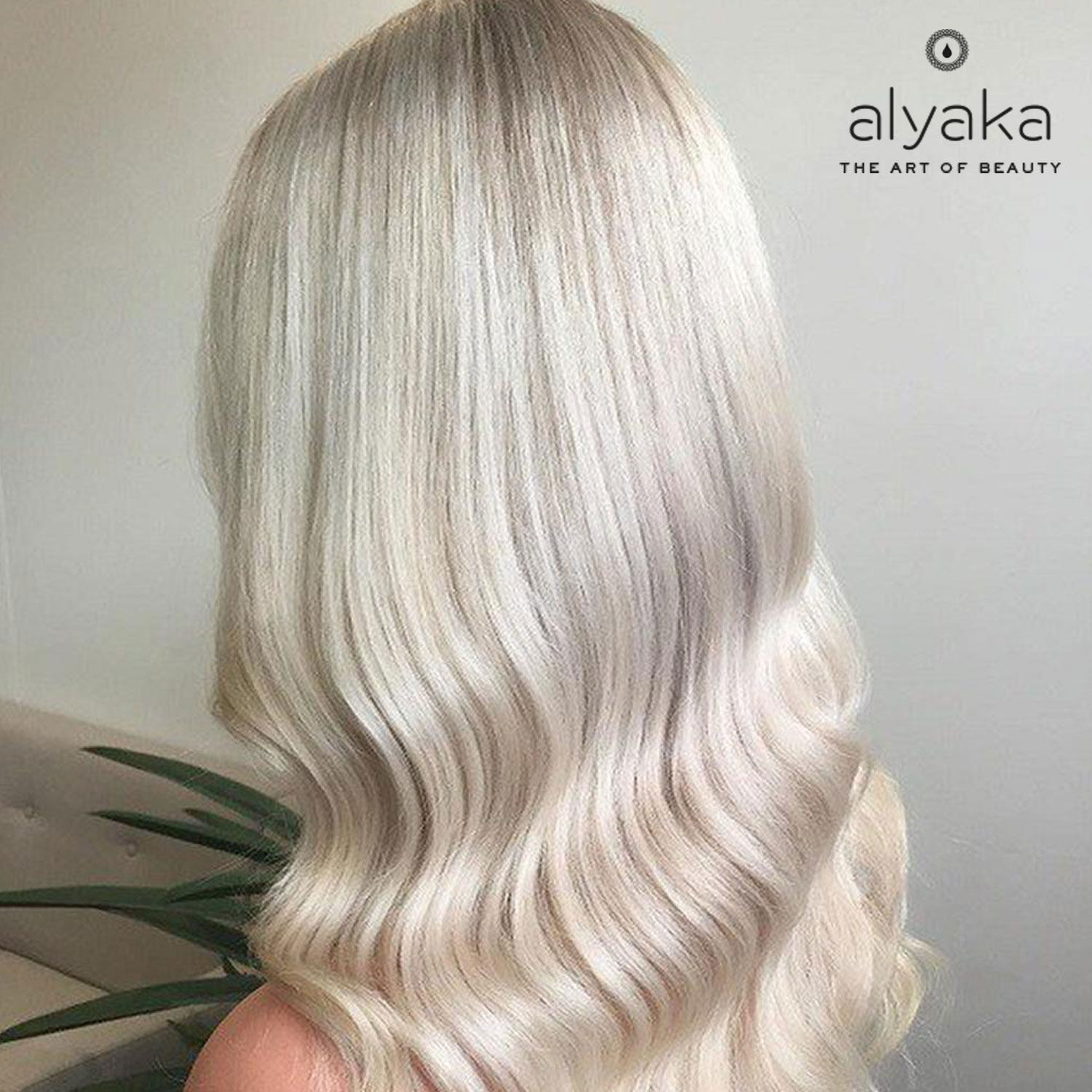 Bright Blonde Hair Color