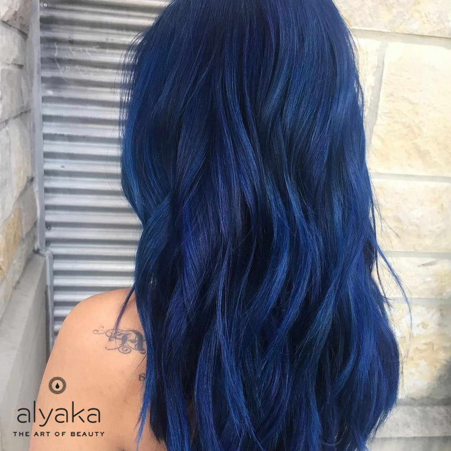 Sapphire Hair Color Trends