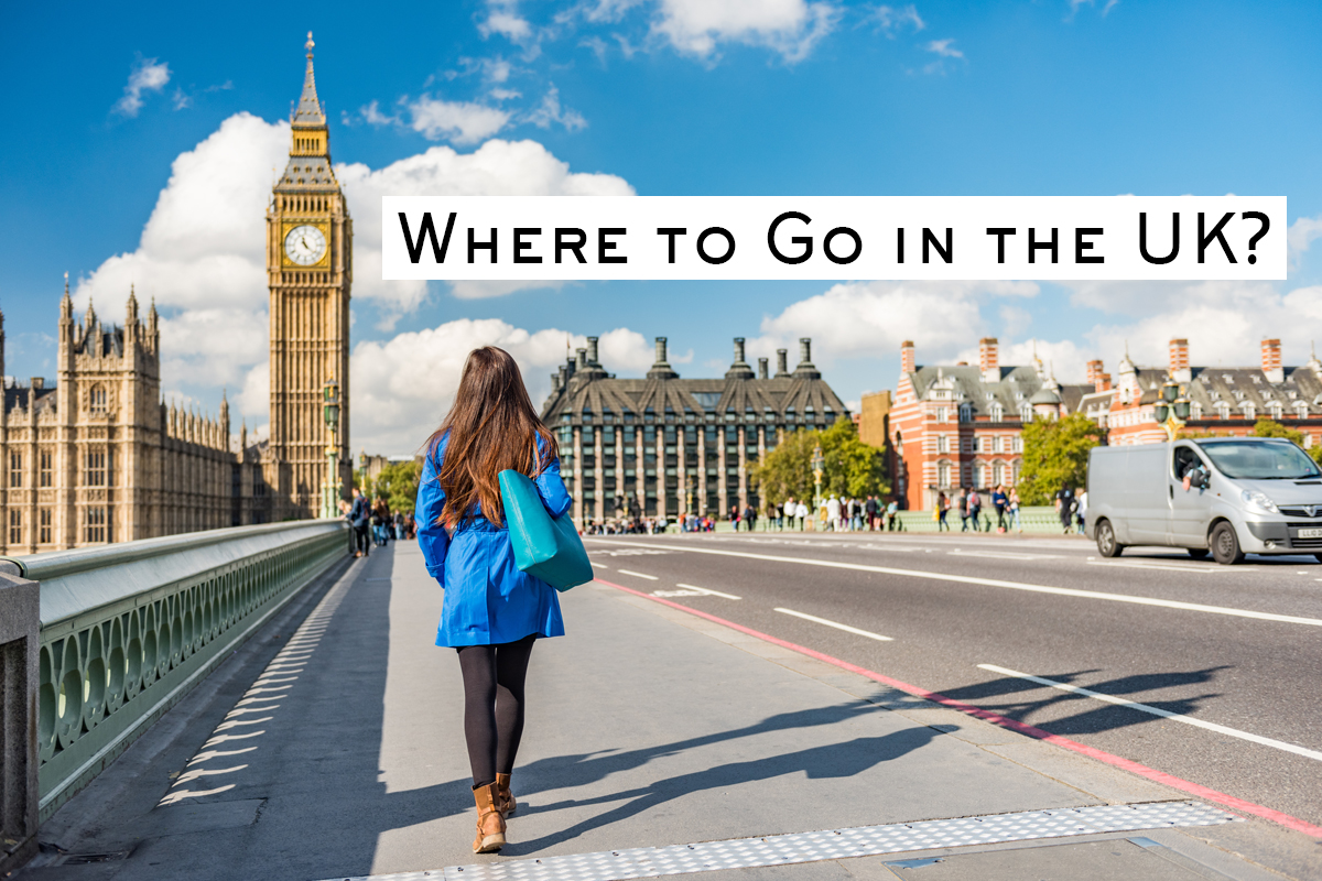 Where to Go in the UK