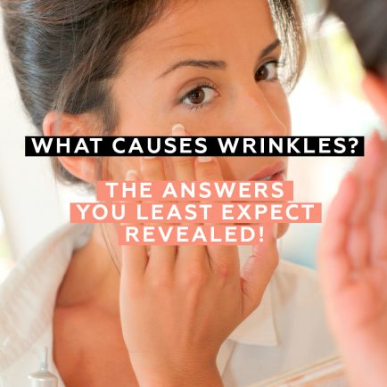 What Causes Wrinkles