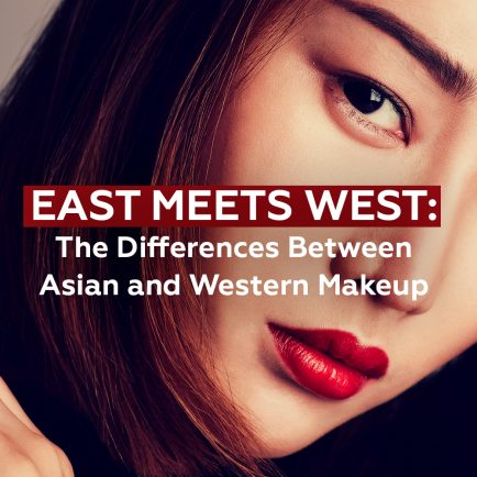 The Differences Between Asian and Western Makeup