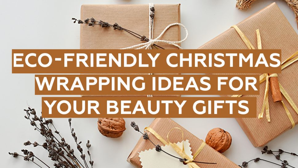 Eco-Friendly Christmas Wrapping Ideas