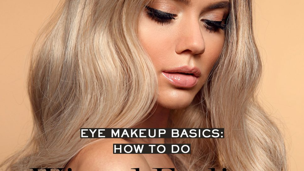 How to Do Winged Eyeliner for Different Eye Shapes