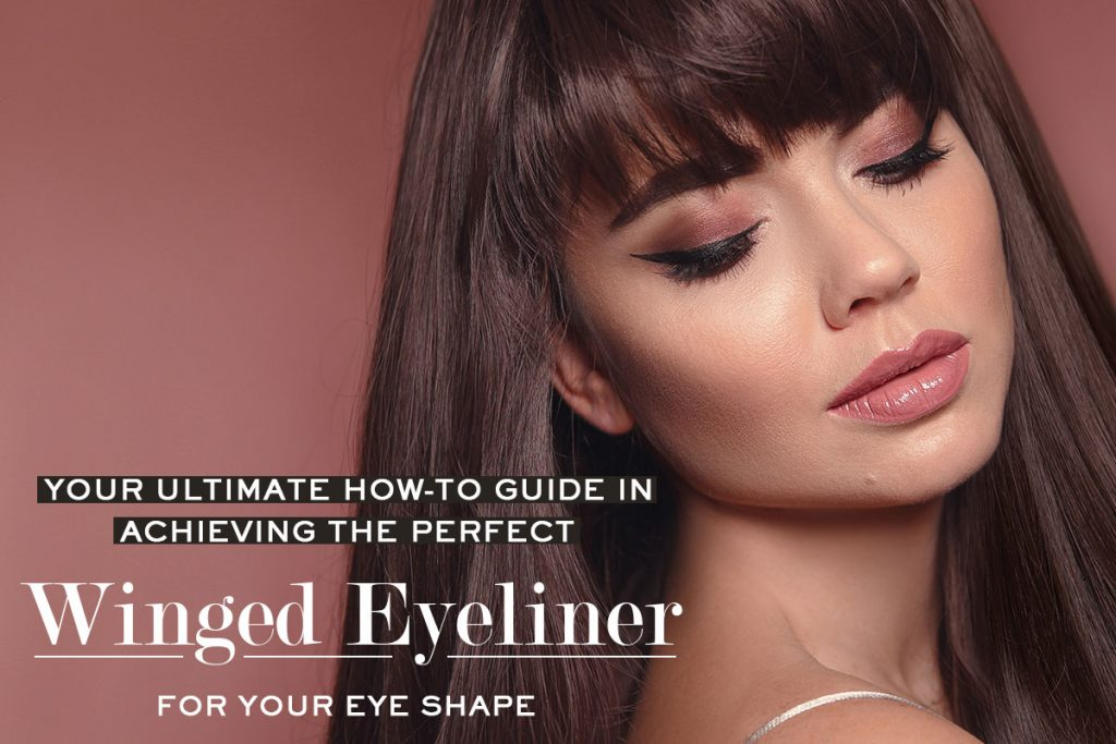 How to Achieve a Perfect Winged Eyeliner for Different Eye Shapes