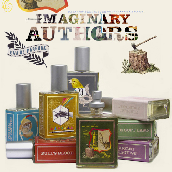 Imaginary Authors Perfume Fragrance Collection