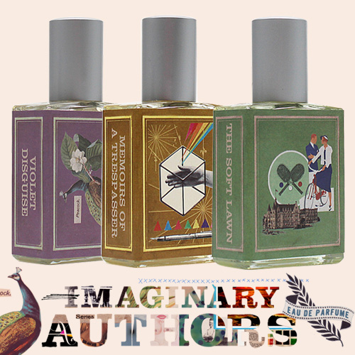 Imaginary Authors Perfume Fragrance Unique Scents & Fragrance Memories