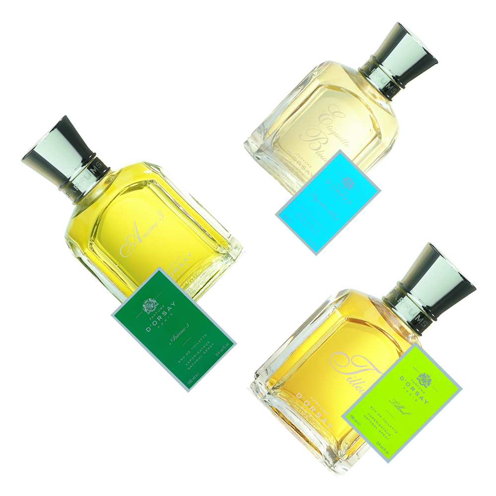 The Intemporel Collection Parfums D' Orsay Niche Perfumes