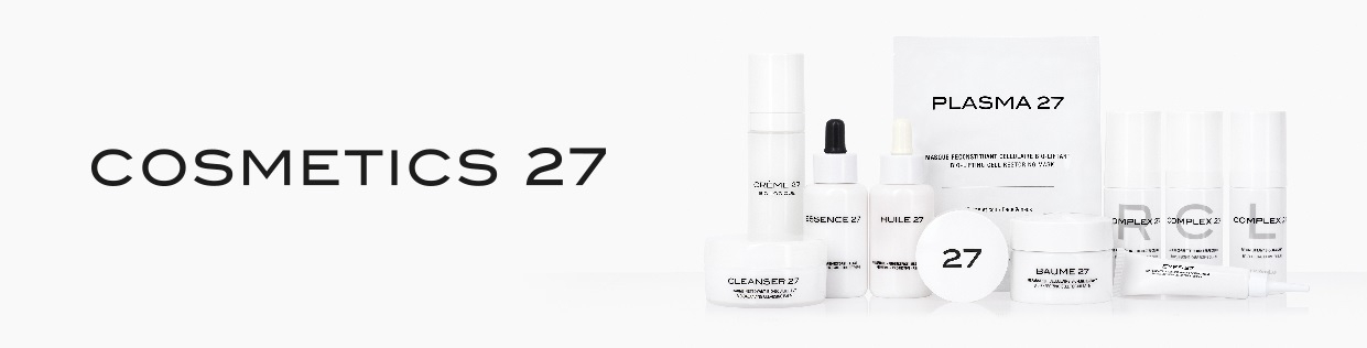 Cosmetics 27 Natural and Organic Products