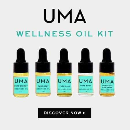 UMA Welness Oil Kit discover at Alyaka.com