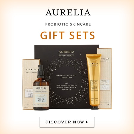 Aurelia gift sets at Alyaka.com